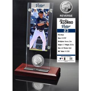 Yonder Alanzo Ticket and Minted Coin Acrylic Desk Top