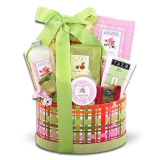 Tea and Treats Mother's Day Gift Basket