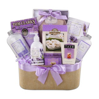 Mother's Day Ultimate Relaxation Mother's Day Gift Basket