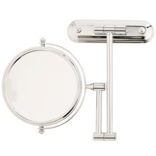 Danielle Chrome Small Wall Mount Mirror