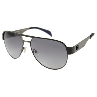 Guess Men's GU6761/Unisex Aviator Sunglasses