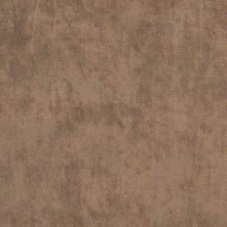 K0300G Taupe Solid Plush Stain Resistant Microfiber Velvet Upholstery Fabric by the Yard