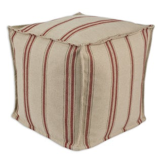 Somette Rafting Pearl Square Ottoman