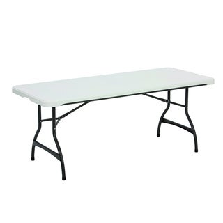 Lifetime 6-Foot Commercial Stacking Folding Table