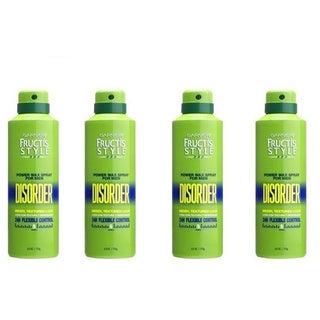 Garnier Fructis Power Wax Spray Disorder (Pack of 4)