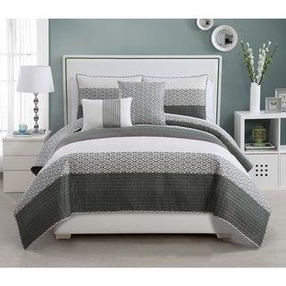 Nova Demin 5-piece Comforter Set