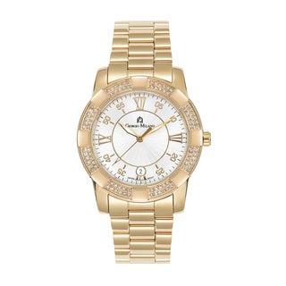 Giuliana by Giorgio Milano Women's Luxury Watch with Swarovski Crystals