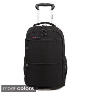 J World New York Walkway 20-inch Laptop Rolling Backpack