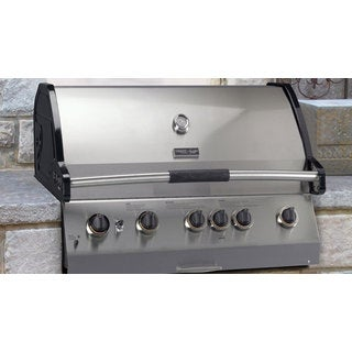 Vermont Castings 525 Signature Series Grill 5 Burner Built In