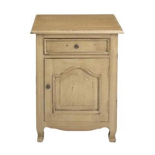 Decorative Imbler Casual Tan Square Accent Table