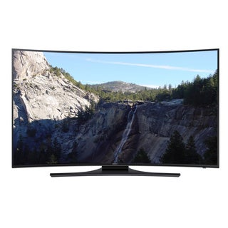 Samsung Reconditioned Curved 65-inch 4K Ultra HD 120Hz Smart LED TV with WIFI- UN65HU7200FXZA