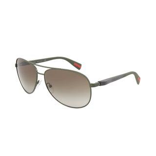 Prada Sport SPS51O ROV4M1 Aviator Sunglasses