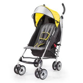 Summer Infant 3D Lite Convenience Stroller in Citrus