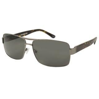 Gant Men's GS2005 Polarized/ Rectangular Sunglasses