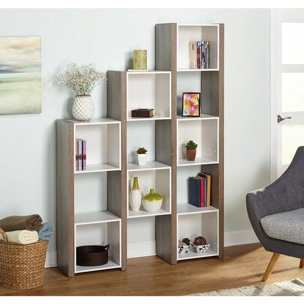 simple living bookshelf share email