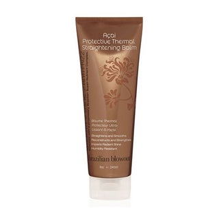 Brazilian Blowout Acai 8-ounce Protective Thermal Straightening Balm