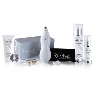 Riviva Loaded Combo Microdermabrasion and Cellulite Kit