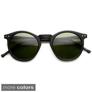 EPIC Eyewear 'Eddy' Round Fashion Sunglasses