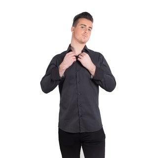 Elie Balleh Men's 2015 Button-up Style Slim Fit Shirt