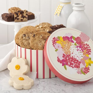 Spring Medley Cookie Gift Box