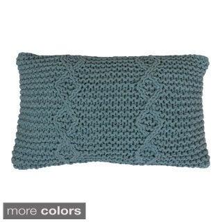 Logan Knit Pillow