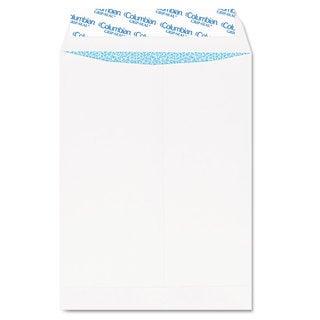 Columbian White Grip-Seal Security Tinted Catalog Envelopes