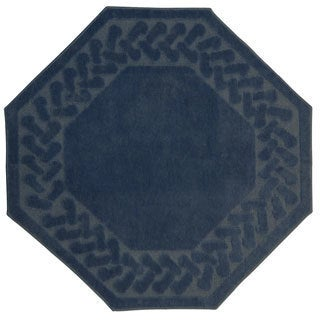 Herringbone Rug Collection Octagon (4'x4')