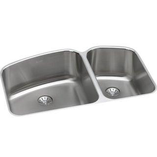 Elkay Harmony Undermount Stainless Steel ELUH31229RPD Kitchen Sink