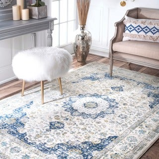 nuLOOM Traditional Persian Fancy Rug (9' x 12')