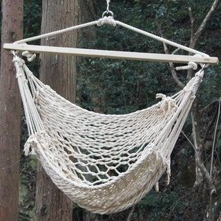Prime Garden Rope Hammock Chair