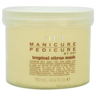 OPI Manicure Pedicure Tropical Citrus 25.4-ounce Mask