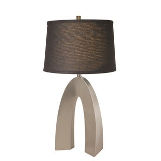Lite Source Forster Black Table Lamp
