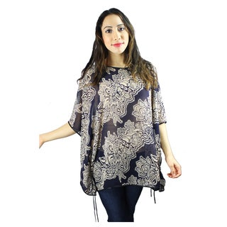 Le Nom Women's Classic Flower Kimono