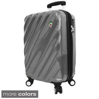 Mia Toro Onda Fusion 29-inch Lightweight Hardside Expandable Spinner Suitcase