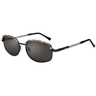 Xezo Unisex Airman Polarized Sunglasses