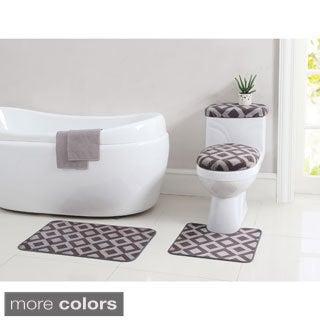 Vivienne 12-piece Bath Rug Set