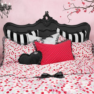 Wake Up Frankie My Cherry Amour 3-piece Duvet Set