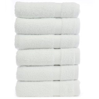 Luxury Hotel and Spa 100-percent Genuine Turkish Cotton Hand Towels Bamboo