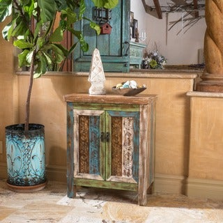 Christopher Knight Home Everest 2-Drawer Wood Cabinet