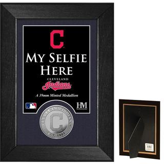 Cleveland Indians 'Selfie' Minted Coin Mini Mint