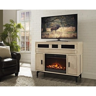 Victoria 48-inch Deluxe Xperience Audio Console with Electric Fireplace