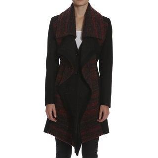 Women's Big Wool Coat