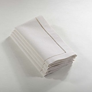 Hemstitch Napkin - set of 4