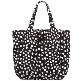 Marc Jacobs Crosby Quilted Nylon Tote - Black Multi