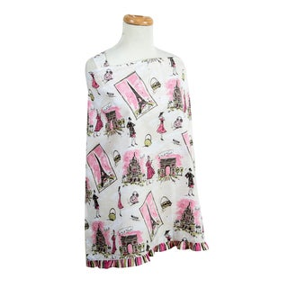 Trend Lab Waverly Tres Chic Nursing Cover