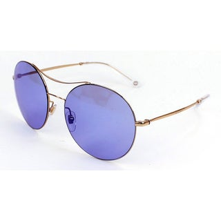 Gucci Women's 4252/S Metal Rectangular Sunglasses