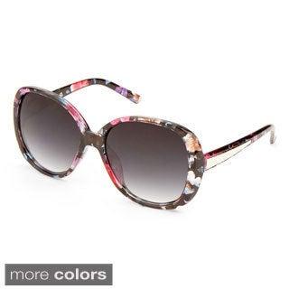 EPIC Eyewear Women's 'Rubi' Square Sunglasses