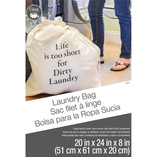 Canvas Laundry Bag16inX24in