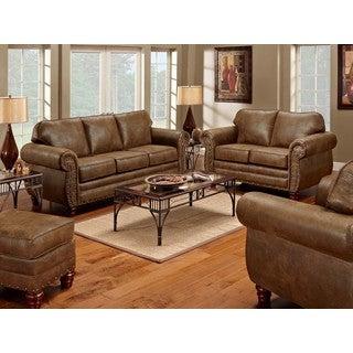 Sedona 4-piece Upholstery Set with Sleeper