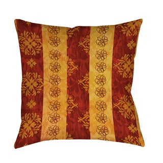 Thumbprintz Palms Pattern VIII Indoor/ Outdoor Pillow